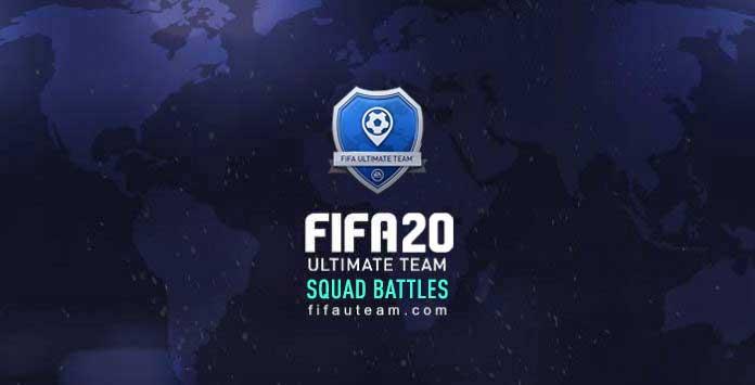 Calendário do Squad Battles para FIFA 20 Ultimate Team