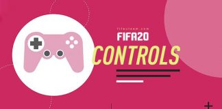 Controles de FIFA 20 para Playstation, XBox e PC