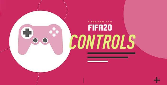 Controles de FIFA 20 para Playstation, XBox e PC