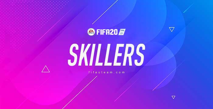 Skillers de FIFA 20 - Jogadores 5 Star Skill em FIFA 20