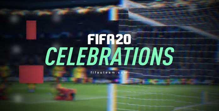 Comemorações de FIFA 20