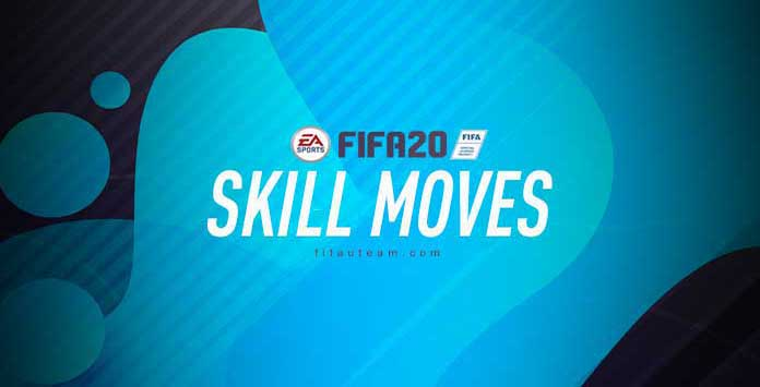 Skill Moves de FIFA 20 - Todos os Movimentos Técnicos