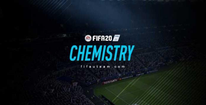 Química para FIFA 20 Ultimate Team