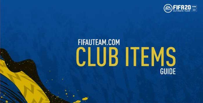 Itens do Clube para FIFA 20 - Equipamentos, Emblemas, Bolas e Estádios