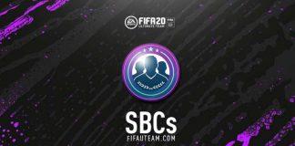 Desafios de Montagem de Elenco para FIFA 20