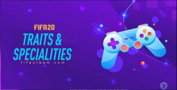 Características, Especialidades e Estilos de Defesa em FIFA 20 Ultimate Team