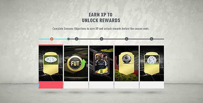 Perguntas e Respostas sobre os Objetivos da Temporada para FIFA 20