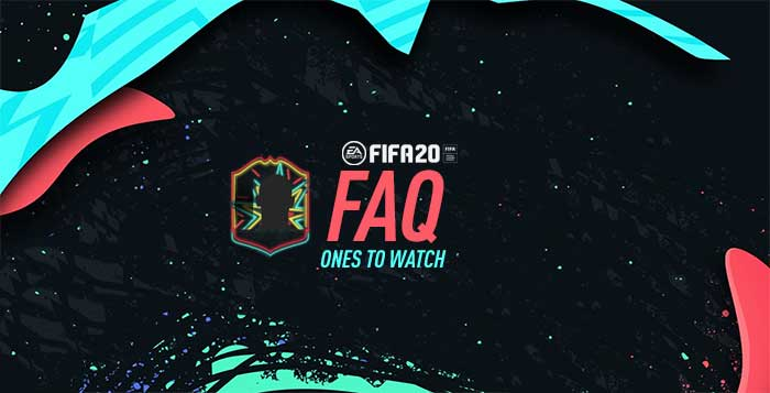 Ones to Watch de FIFA 20 Ultimate Team