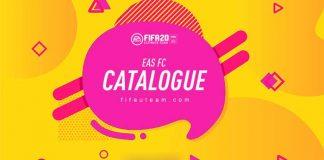 Catálogo EAS FC para FIFA 20