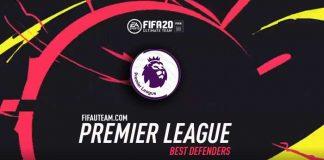 Defesas da Premier League para FIFA 20
