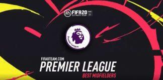 Médios da Premier League para FIFA 20