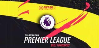 Avançados da Premier League para FIFA 20