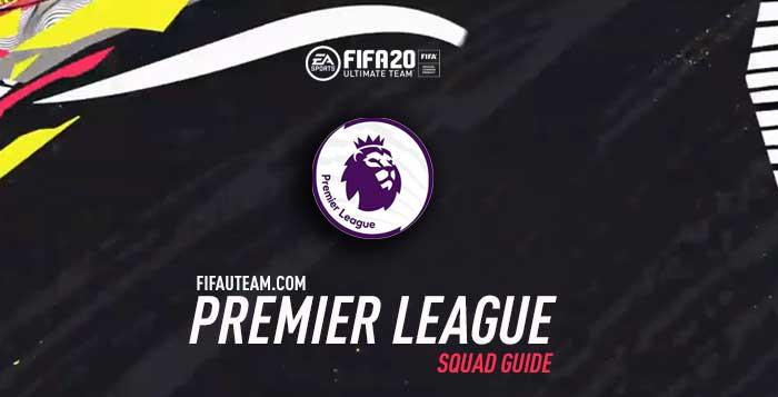 Guia da Equipa da Premier League para FIFA 20