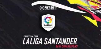 Guarda-Redes da LaLiga para FIFA 20