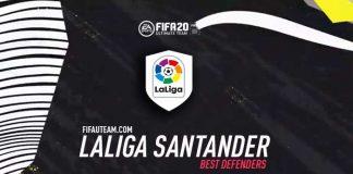 Defesas da LaLiga para FIFA 20