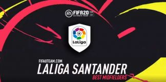 Médios da LaLiga para FIFA 20