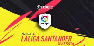 Guia da Equipa da LaLiga para FIFA 20