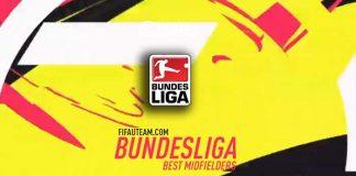 Médios da Bundesliga para FIFA 20