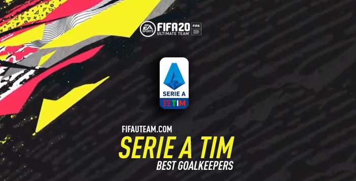 Guarda-Redes da Serie A para FIFA 20