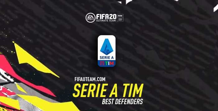 Defesas da Serie A para FIFA 20