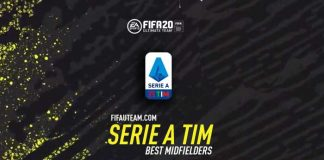 Médios da Serie A para FIFA 20
