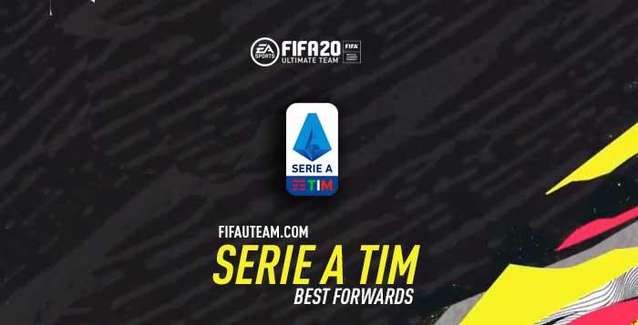 Avançados da Serie A para FIFA 20