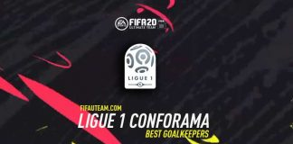 Guarda-Redes da Ligue 1 para FIFA 20