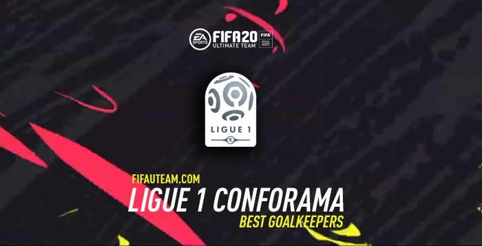 Guarda-Redes da Ligue 1 para FIFA 20
