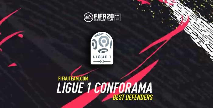 Defesas da Ligue 1 para FIFA 20