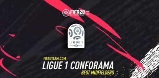 Médios da Ligue 1 para FIFA 20