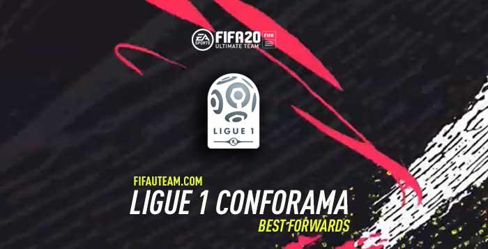 Avançados da Ligue 1 para FIFA 20