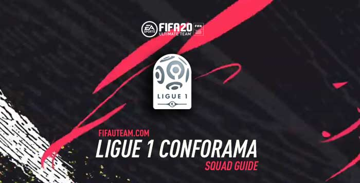 Guia da Equipa da Ligue 1 para FIFA 20