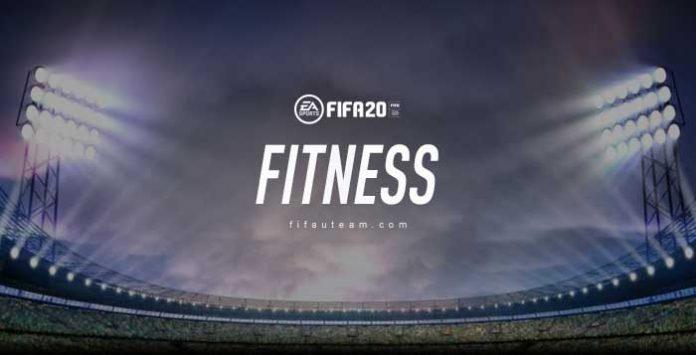 Guia de Fitness para FIFA 20 Ultimate Team