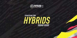 Equipas Híbridas de FIFA 20