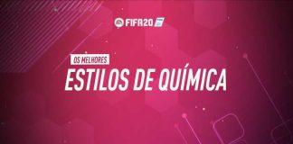 Estilos de Química para FIFA 20