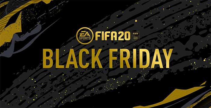 Black Friday para FUT 20