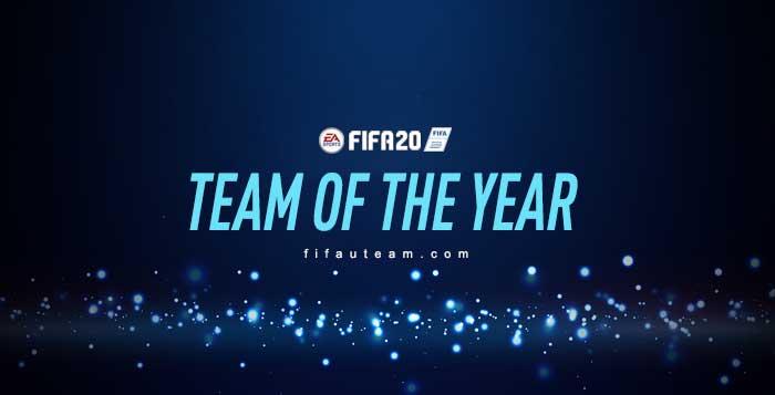 Equipa do Ano de FIFA 20