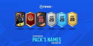 Pacotes de FIFA 20