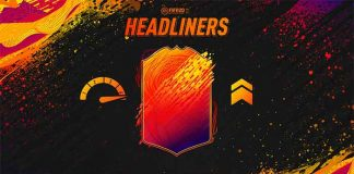 Evento Headliners para FIFA 20 Ultimate Team