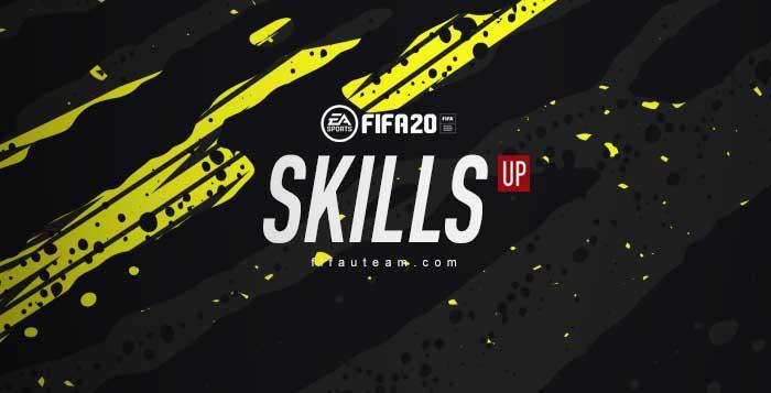 Lista dos Upgrades de Skills para FIFA 20 Ultimate Team