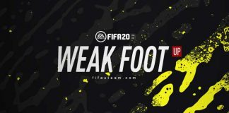Lista dos Upgrades do Weak Foot para FIFA 20 Ultimate Team