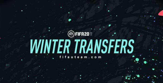 Transferências de Inverno de FIFA 20