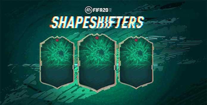 Shapeshifters para FIFA 20 Ultimate Team