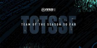 Equipa da Época de FIFA 20