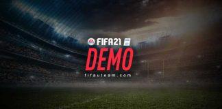 FIFA 21 Demonstração