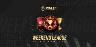 Weekend League de FIFA 21 Ultimate Team