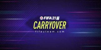 Migração para FIFA 21 Ultimate Team
