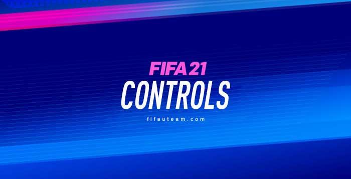Controlos FIFA 21