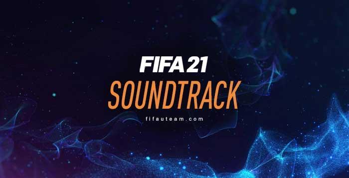 Trilha Sonora FIFA 21