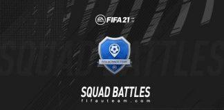 Squad Battles de FIFA 21
